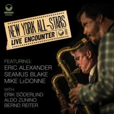 New York All-Stars Featuring Eric A - Live Encounter
