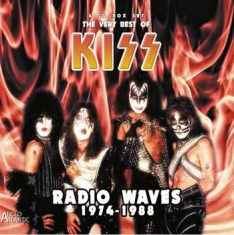 Kiss - Very Best Of Kiss Radio Waves 74-88