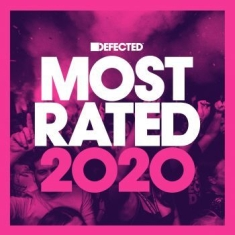 Blandade Artister - Defected Presents Most Rated 2020