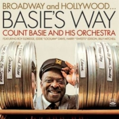 Basie Count - Broadway And Hollywood Basie's Way