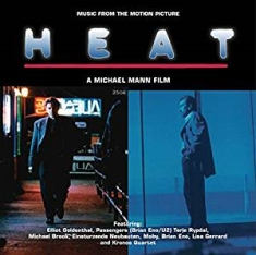 Blandade Artister - Heat - Music From The Motion P