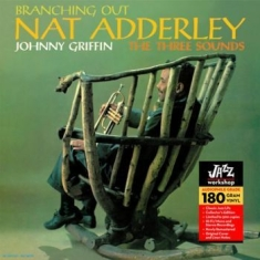 Adderley Nat - Branching Out (180Gr.)