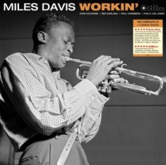 Davis Miles - Workin' -Hq/Gatefold-