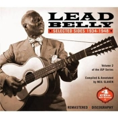 Leadbelly - Selected Sides 1934-1948