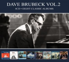 Brubeck Dave - Eight Classic Albums Vol 2 [import]