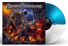 Mystic Prophecy - Metal Division (Blue & White Vinyl)
