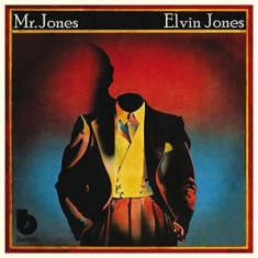 Elvin Jones - Mr Jones (Vinyl)