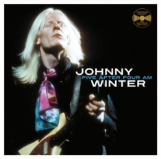 Winter Johnny - Five After Four Am