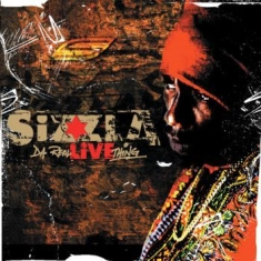 Sizzla - Da Real Live Thing (Cd+Dvd)