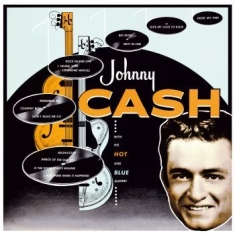 Cash Johnny - With His Hot & Blue Guitar