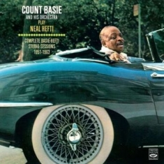 Basie Count - Complete Basie-Hefti Studio Session