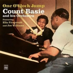 Basie Count - One O'clock Jump Ft Ella Fitzgerald