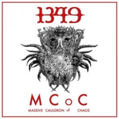 1349 - Massive Cauldron Of Chaos (Red/Whit