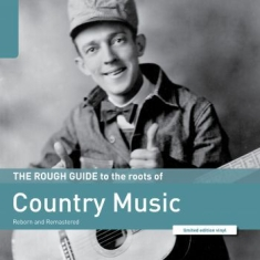 Blandade Artister - Rough Guide To The Roots Of Country
