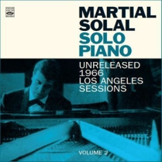 Solal Martial - Unreleased 1966 L.A. Sessions Vol.2
