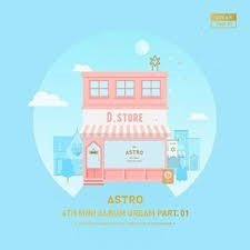 Astro - Dream Part.01 (4th Mini Album) (Day Version)