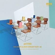 Astro - Dream Part.02 (5th Mini Album) Wish Version