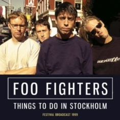 Foo Fighters - Things To Do In Stockholm (Live Bro