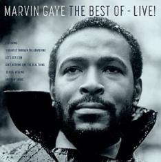 Gaye Marvin - The Best Of - Live!