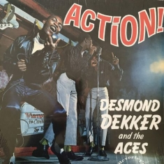 Desmond Dekker And The Aces - Action!