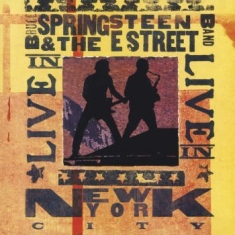 Springsteen Bruce & The E Str - Live In New.. -Gatefold-