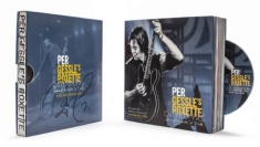 Per Gessles Roxette - Quotes + pics around Europe 2018 (Signed, Numbered)