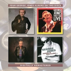 George Jones - Still The Same Ole Me/First Time Li
