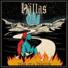 "Hällas - Tear Of A Traitor / Carry On (7"" Vi"