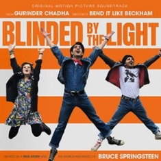 Blandade Artister - Blinded By The Light