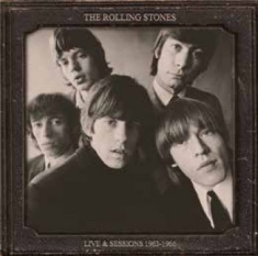 Rolling Stones - Live And Sessions 1963-1966