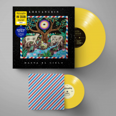 KHRUANGBIN - Hasta El Cielo (Limited Edition Yellow Vinyl + 7'')