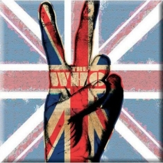 The Who - The Who Fridge Magnet: Peace Fingers