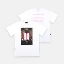 BTS - Love Yourself In Seoul T-SHIRT (WHITE_PT) Medium (2)