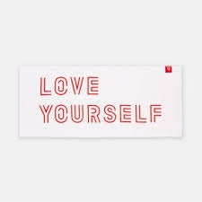 "BTS - BTS World Tour ""LOVE YOURSELF"" Official MD - TOWEL"