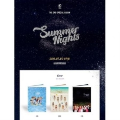 "Twice - The 2nd special album ""Summer nights"""