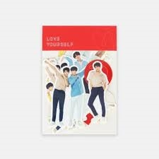 "BTS - BTS World Tour ""LOVE YOURSELF"" Official MD - DECO STICKER SET"