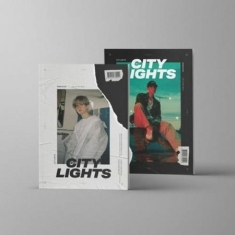 Baek hyun - 1st Mini [City Lights] (Random cover)