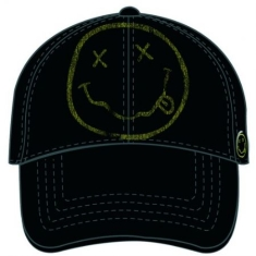 Nirvana - Nirvana Unisex Baseball Cap: Smiley