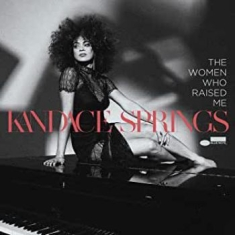 Springs Kandace - The Woman Who Raised Me