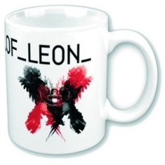 Kings Of Leon - KINGS OF LEON BOXED STANDARD MUG: US ALBUM COVER