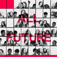 Deportees - All Future (LP Inkl Signerat Kort)