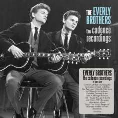 Everly Brothers - Cadence Recordings