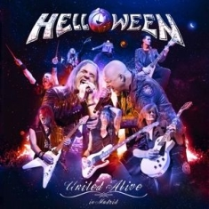 Helloween - United Alive (Ltd 5LP Box)