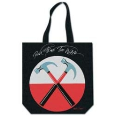 Pink Floyd - Hammers (with zip top), Cotton Tote Bag