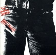 Rolling Stones - Sticky Fingers - Canvas wall art