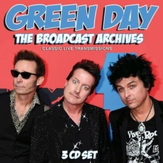 Green Day - Broadcast Archives (3 Cd) Broadcast