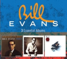 Evans Bill - 3 Essential Albums [import]
