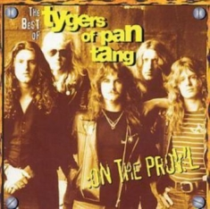 Tygers Of Pan Tang - On The Prowl [import]