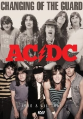 AC/DC - Changing Of The Guard (Dvd Document