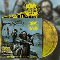 Denial Of God - Horrors Of Satan The (2 Lp Yellow V